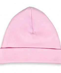 babymutsje roze 50-56