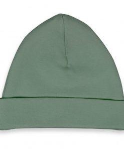 babymutsje stone green 50-56