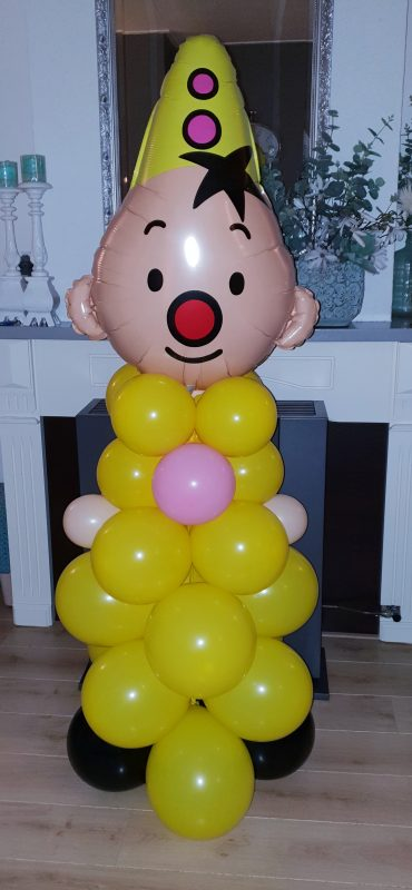 boondesigns ballondecoraties kinderverjaardag bumba