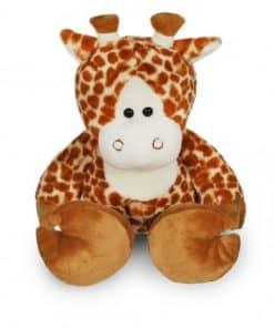 giraf bruin ecru 30cm